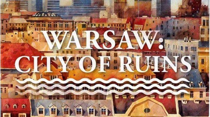 Logotipo de Warsaw: City of Ruins