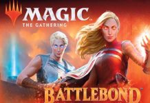 Ilustración de Magic: Battlebond