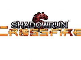 Logotipo de Shadowrun Crossfire