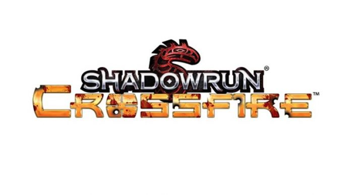 Logotipo de Shadowrun Crossfire