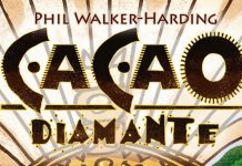 Logotipo de Cacao Diamantes