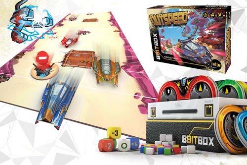 Outspeed, juego para 8Bit Box