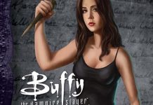 Buffy the Vampire Slayer: Friends & Frenemies arte de portada