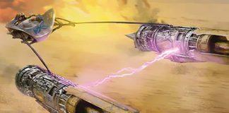 Vaina de anakin Skywalker en la expansión the way of the force de star wars: destiny