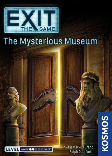 Portada de Exit: The Mysterious Museum