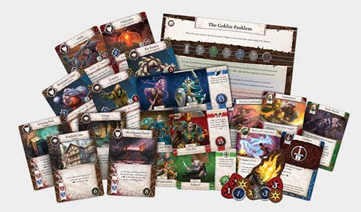 Cartas de Heroes of Terrinoth