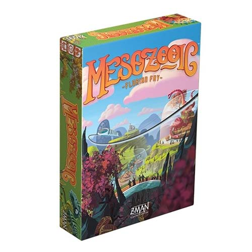 Caja de Mesozooic