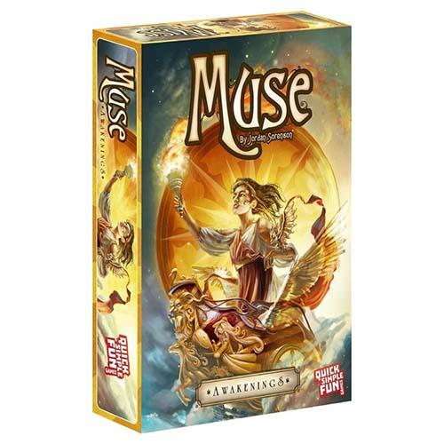 Portada de Muse Awakenings