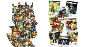 portada y cartas de Reinos de papel