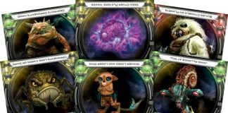 Cartas de raza de Cosmic Encounter