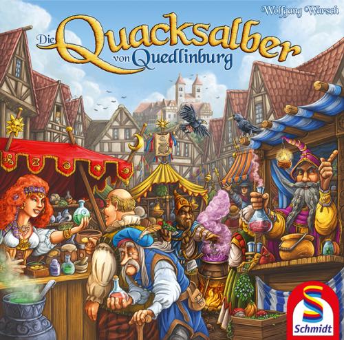portada de Die Quacksalber von Quedlinburg