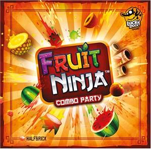 Portada de Fruit Ninja de mercurio distribuciones