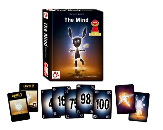 The Mind de mercurio distribuciones