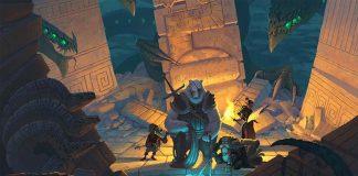 Ilustracion de la portada de la segunda edición de Tiny Dungeon