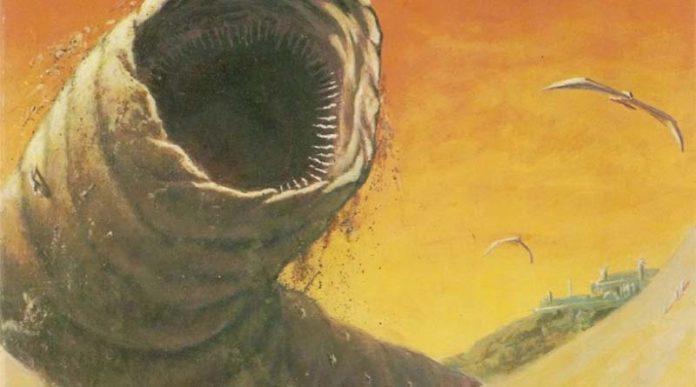 Gusano de arena de Dune
