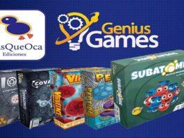 Masqueoca Genius Games