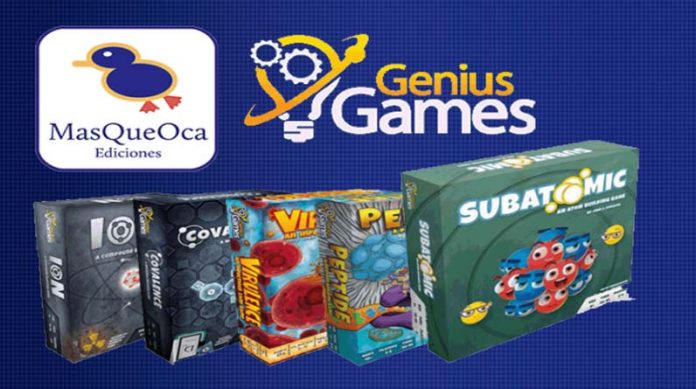 Masqueoca Genius Games