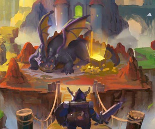 Fragmento de la portada de Tales of Glory