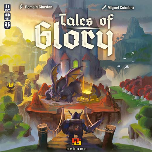 Portada de Tales of Glory