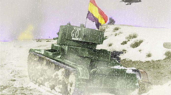 Arte de Teruel, turning point of the Spanish Civil War