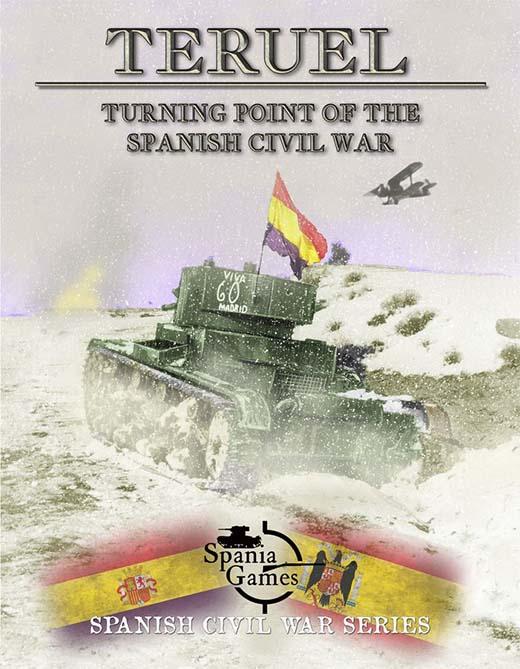 Portada de Teruel, turning point of the Spanish Civil War