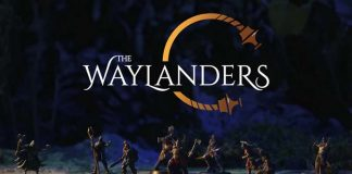 Miniaturas de The Waylanders
