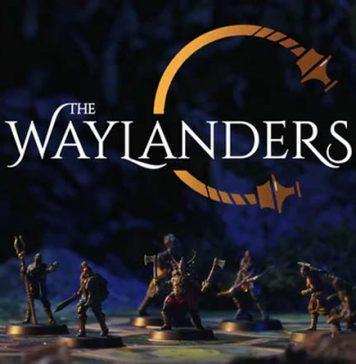 Miniaturas de The Waylanders