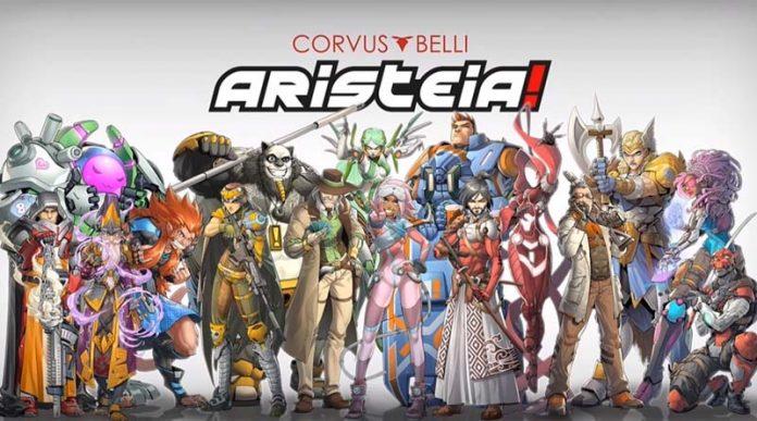 Personajes de Aristeia