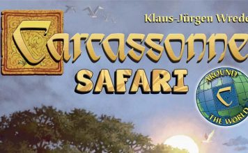 Logotipo de Carcassonne: Safari