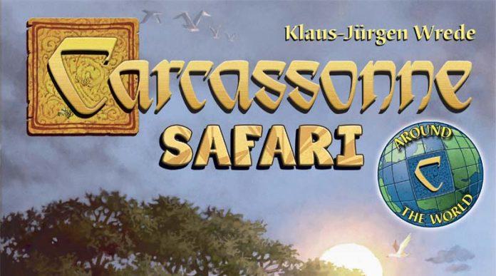 Logotipo de Carcassonne: Safari