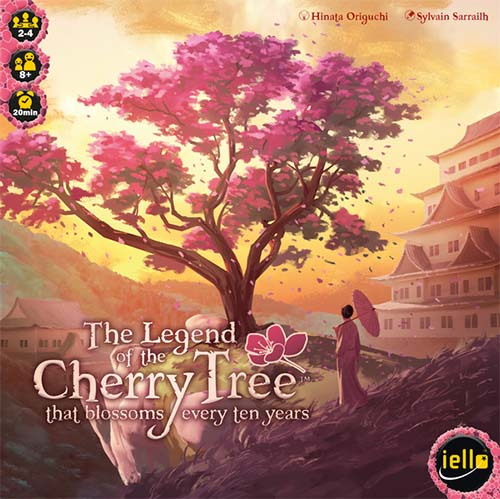 Portada de The Legend of the Cherry Tree that Blossoms every ten Years