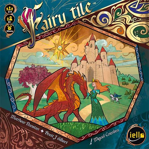 Portada de Fairy Tile