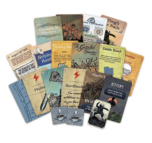 Cartas de la edición Armisticio de los inseparables