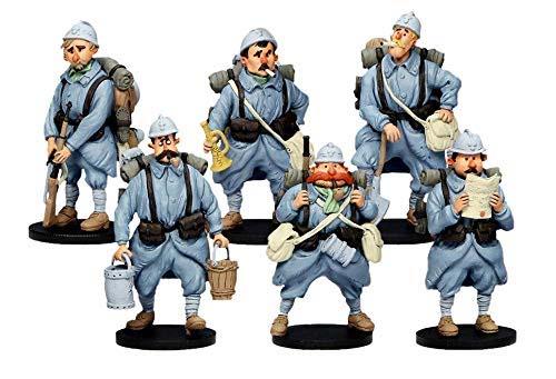 Miniaturas de la edición Armisticio de los inseparables
