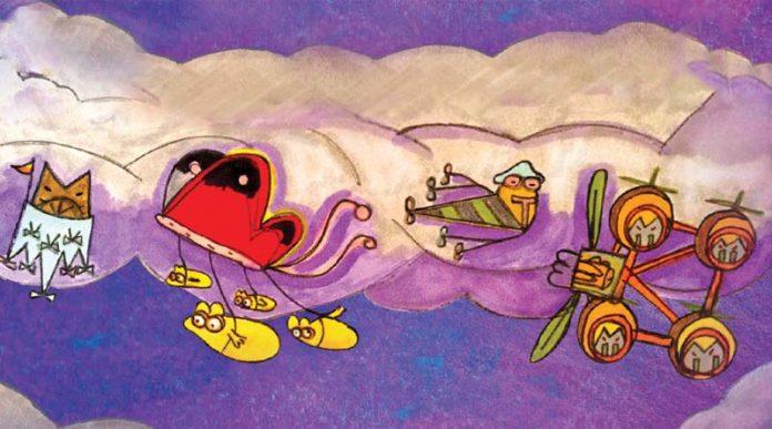 Ilustración de Aerion