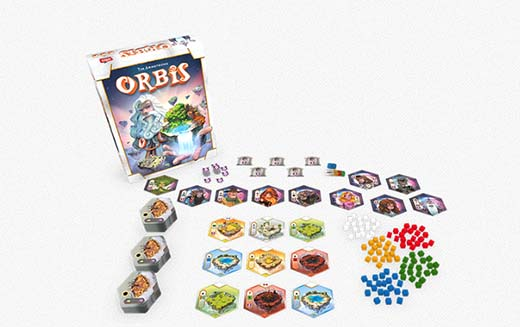 Componentes de Orbis
