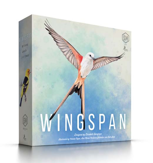 Portada de WingSpan