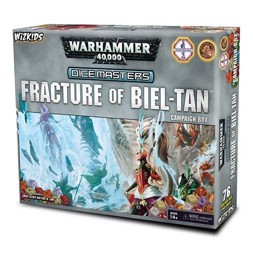 Expansión Fracture of Biel-Tan para Warhammer 40,000 Dice Masters
