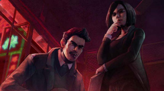 Arte de la portada de Asesinato en Hong Kong de Doit Games