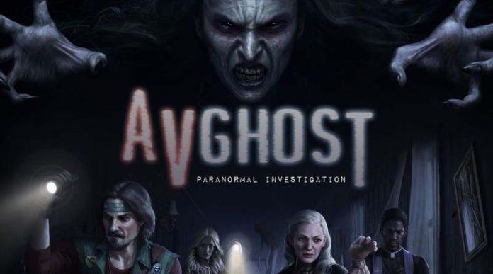 Portada de AVGhost: Paranormal Investigation