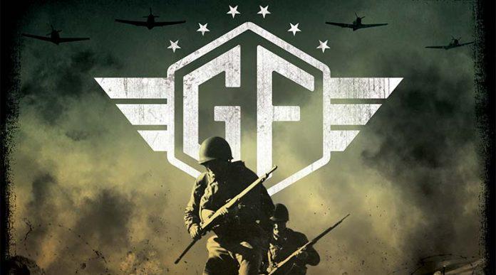 Diseño de portada de Guerra Fronteriza