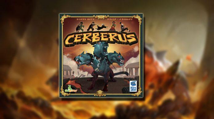 Juego de mesa Cerberus