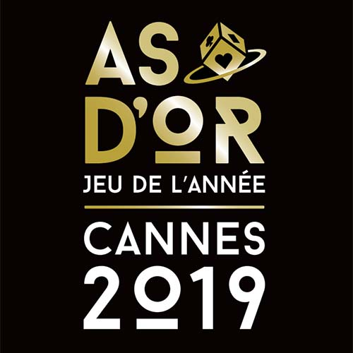 Logotipo del As d'Or 2019
