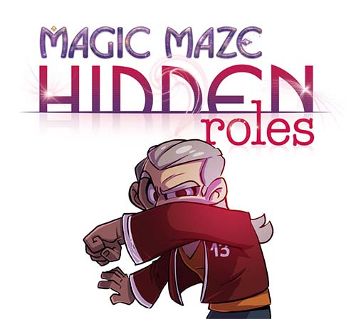 Portada de Magic Maze Hidden Roles