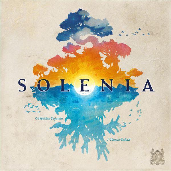 Portada de Solenia