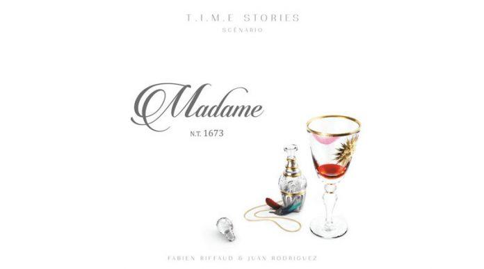 Portada de T.I.M.E. Stories: Madame