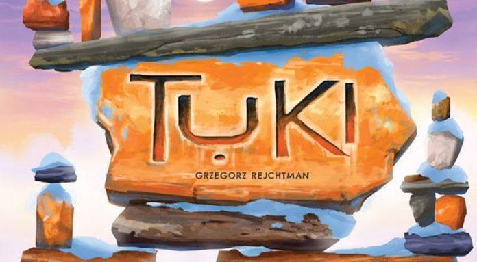 Arte de la portada de Tuki