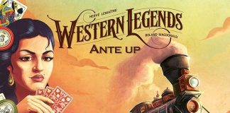 Portada de Western Legends Ante Up