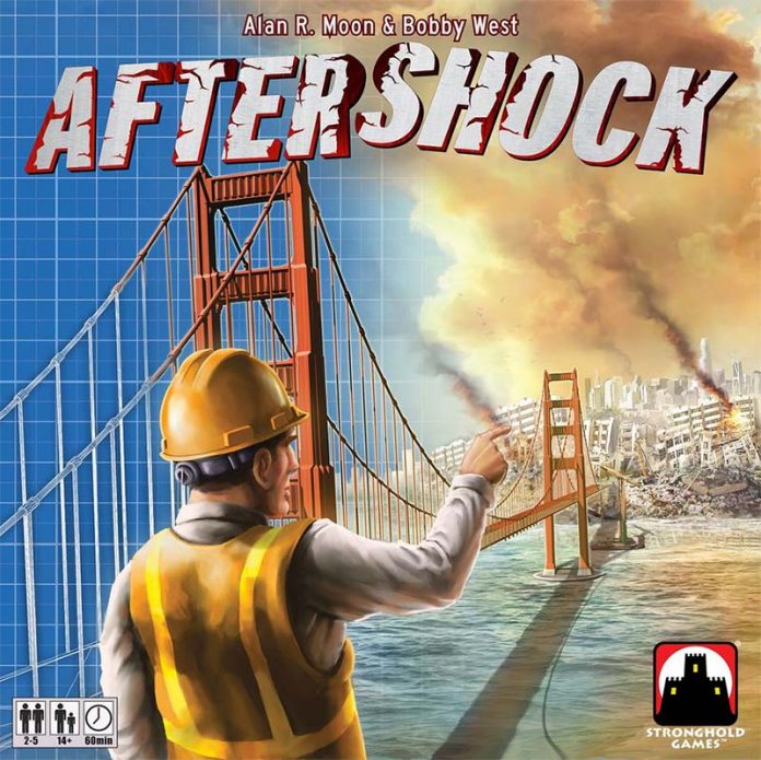 Portada de Aftershock
