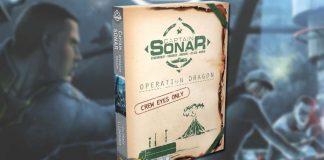 Portada de la expansión para Capitan Sonar, Operación Dragon